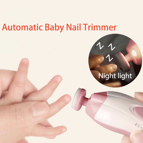 Baby Automatic Nail Trimmer™ (Pain Free)