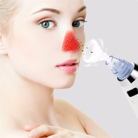 Beauty Machine Blackhead Vacuum Suction Skin