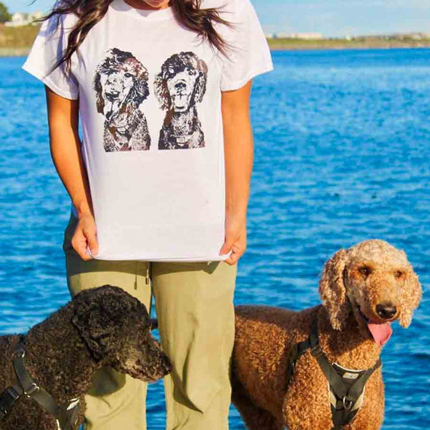 Custom Pet Women's T-shirt - BoomPup