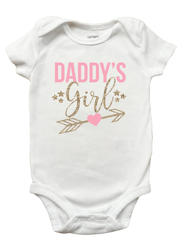 Daddys Girl Shirt, Daddys Girl Onesie, Daddys Girl Fathers Day Shirt