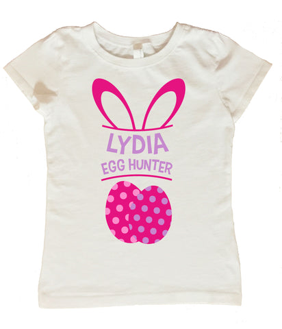Egg Hunt T-Shirt, Egg Hunt Onesie, Personalized Easter Egg Hunt Shirts, Egg Hunt Shirt for Boys, Egg Hunt Shirt for Girls, Personalized Easter Egg Hunt Shirt