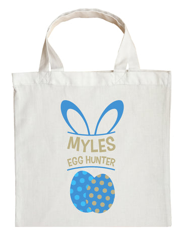Easter Egg Hunt Bag, Personalized Easter Egg Hunt Bag, Custom Easter Egg Hunt Bag, Egg Hunt Bag for Easter