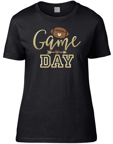 Game Day Shirt for Women, Super Bowl Shirt, Super Bowl T-Shirt, Women's Super Bowl Shirt, Women's Game Day Shirt