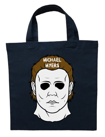 Michael Myers Trick or Treat Bag - Personalized Halloween Bag