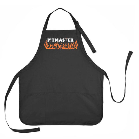 Pitmaster Apron, Pitmaster Gift, Father's Day Pitmaster Apron