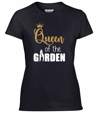 Queen of the Garden Shirt, Gardening Shirt for Women, Queen of the Garden Gift, Gardening Gift for Women