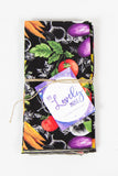 Foodie Cloth Napkins