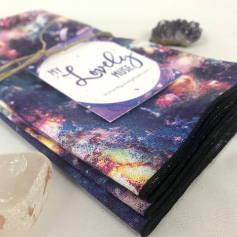 Galaxy Cloth Napkins