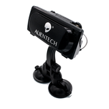Extension coaxial cables and bracket with two suction cups which can be Fixed on the car roof for ALIENTECH antenna signal booster