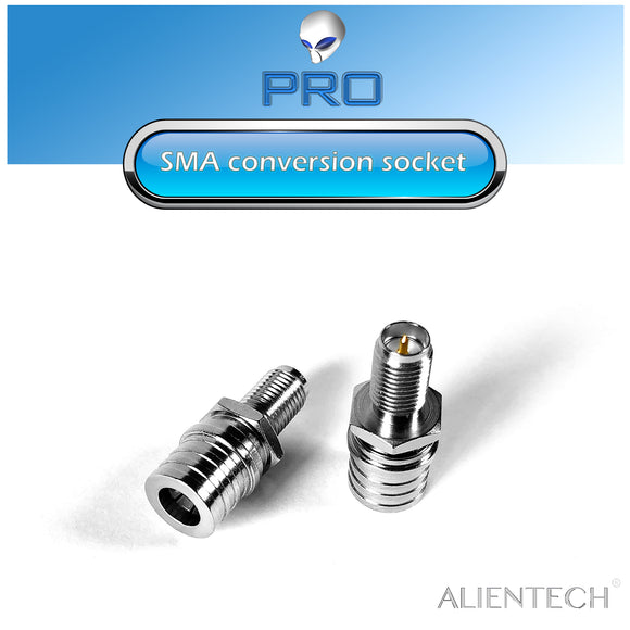 QMA-SMA conversion plug - ALIENTECH