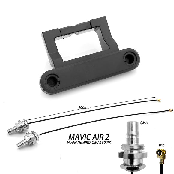 ALIENTECH PRO Refit Bracket & Cables Kit for DJI Mavic air 2 RC - ALIENTECH