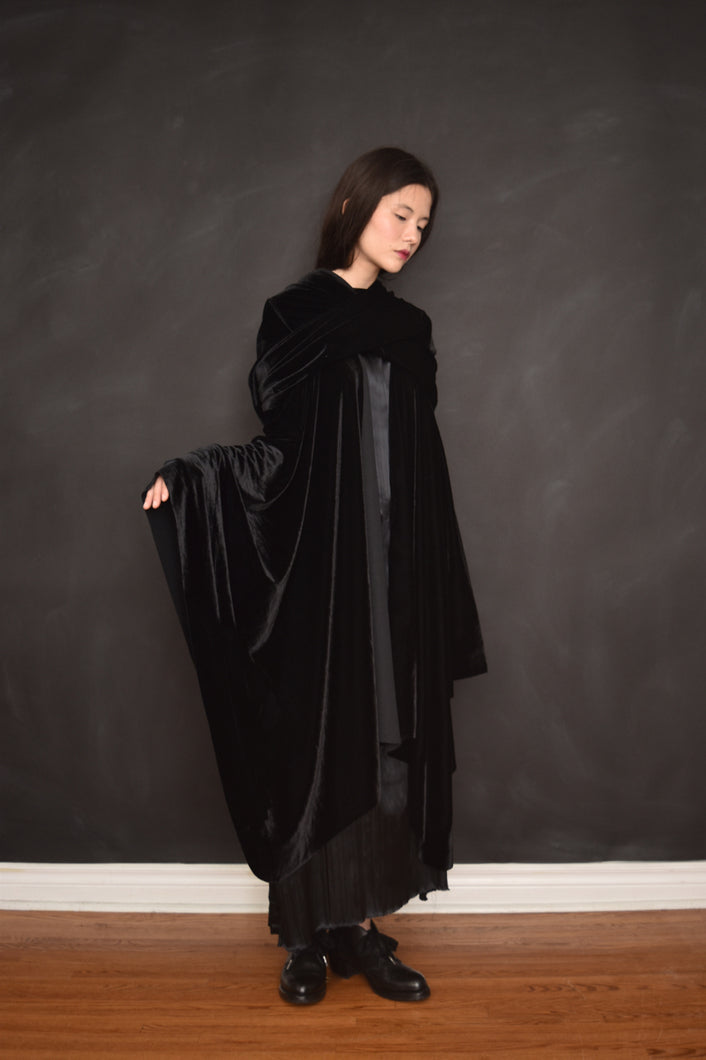 Archive: Mythic Cape in Antique Velvet