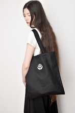 Logo Signature Heavy Canvas Tote