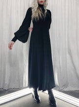 Archive: Bishop Sleeve Maxi Dress in Cotton