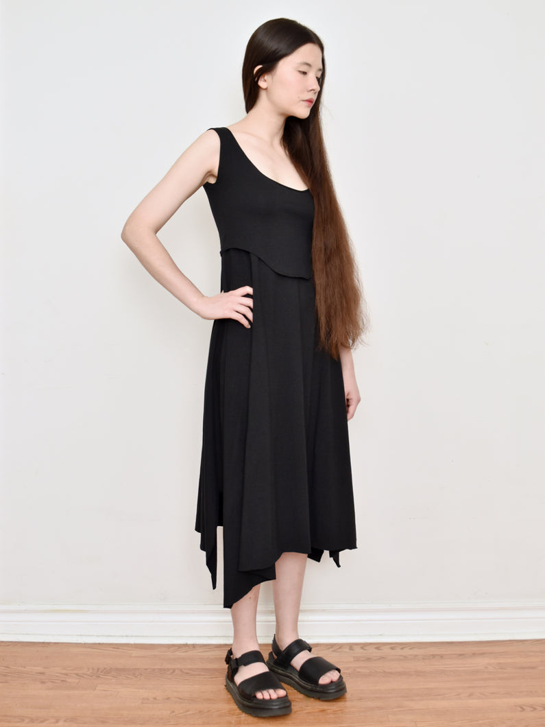High Summer Capsule: Sylphide Bustier Dress in Cotton
