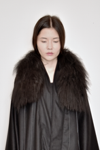 Archive: Icelandic Sheepskin Collar w/Multi Way Ties
