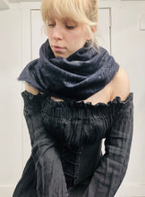 Sample Sale II: Felted Wool Brocade Shawl (One Size)