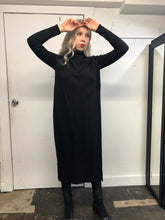 Sample Sale: Maxi Tunic w/side slit in Organic Cotton (S/M)