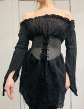 Sample Sale II: Washable Paper Corset Belt (One Size)