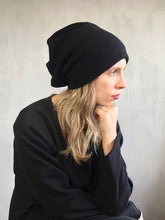 FW 2020: Slouchy Toque in Ribbed Wool Blend (Limited Edition)