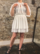 Summer 2020: Rosemary Babydoll Dress in Ivory Cotton