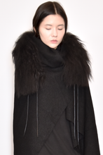 Archive 2021: Icelandic Sheepskin Collar w/Multi Way Ties