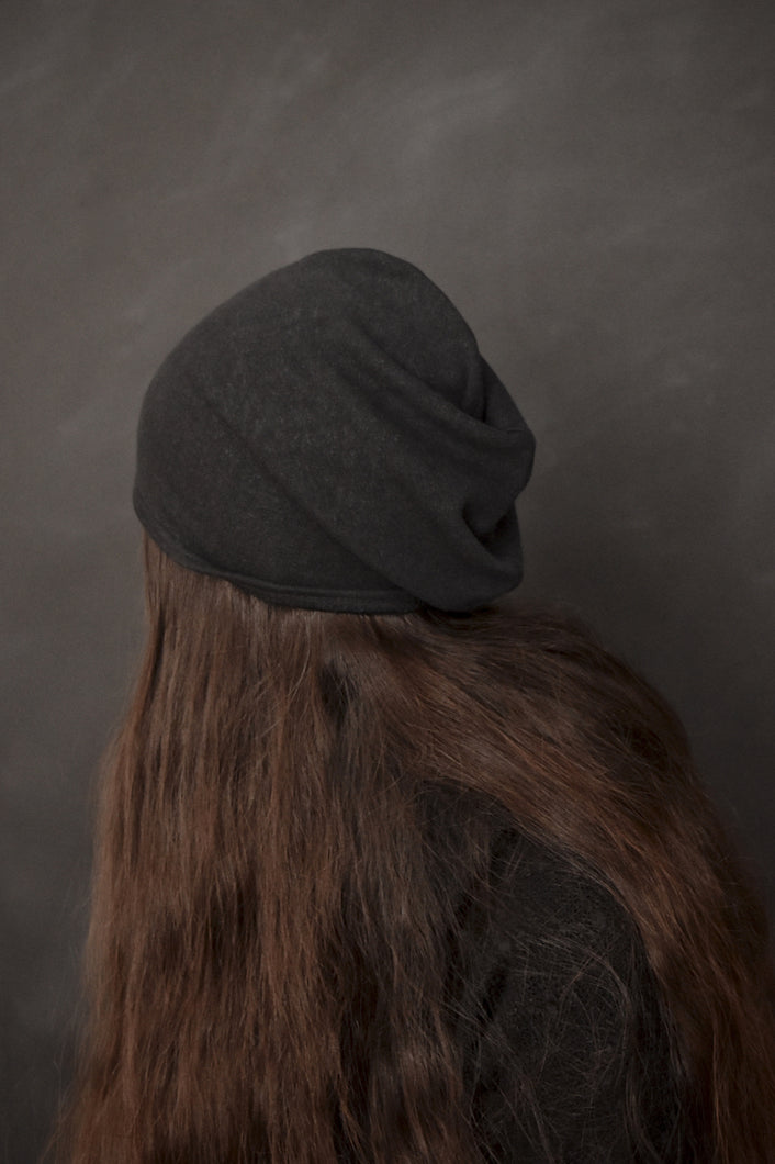 Archive: Capsule Slouchy Toque in Hemp Fleece