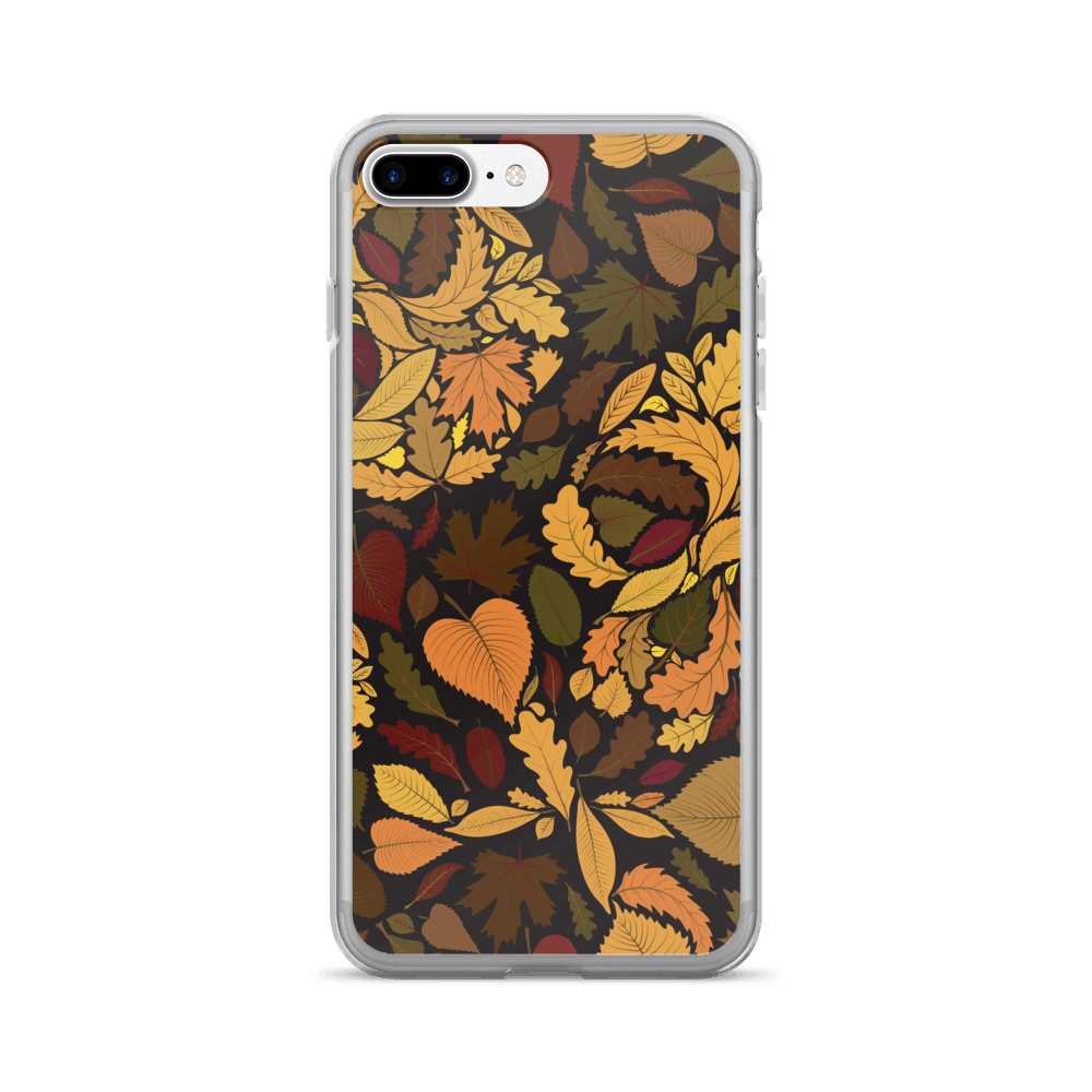 Autumn With Skulls Is Comming iPhone Case The Skullection iPhone 7 Plus/8 Plus