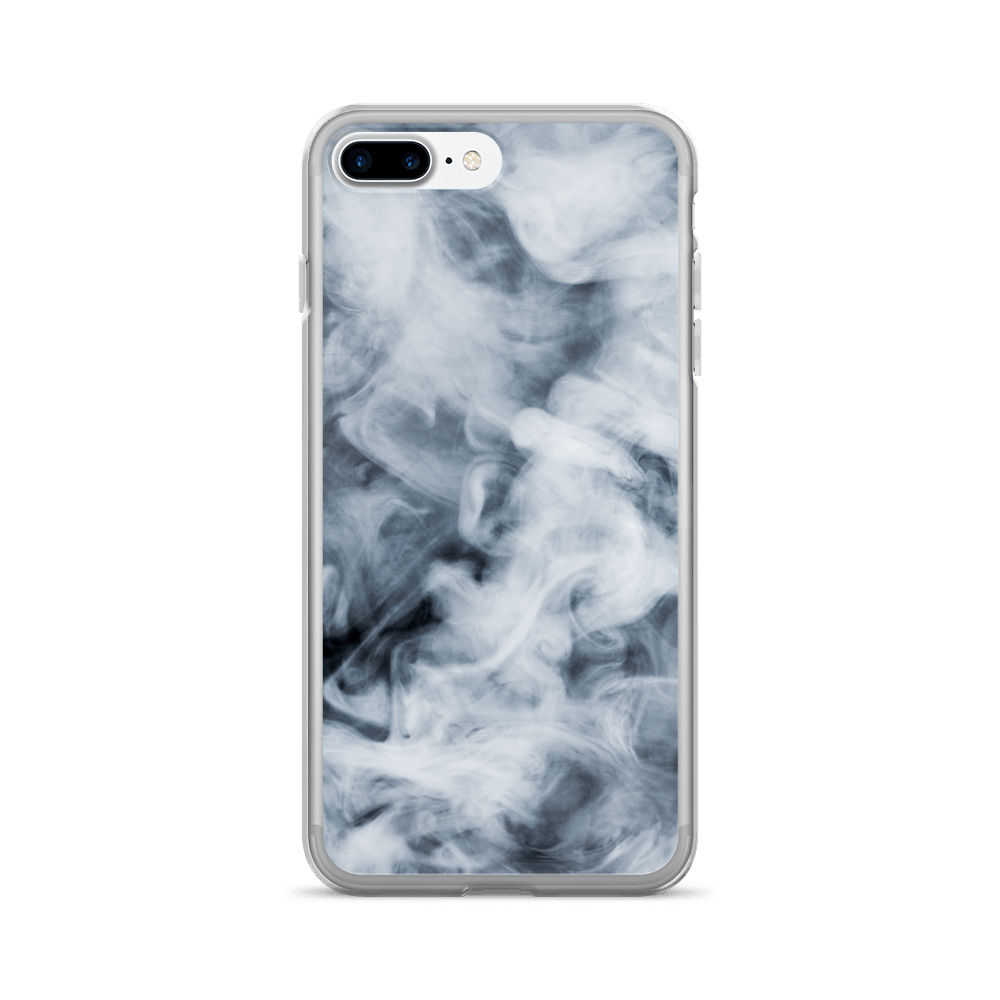 Dark Smoke Clouds iPhone Case The Skullection iPhone 7 Plus/8 Plus