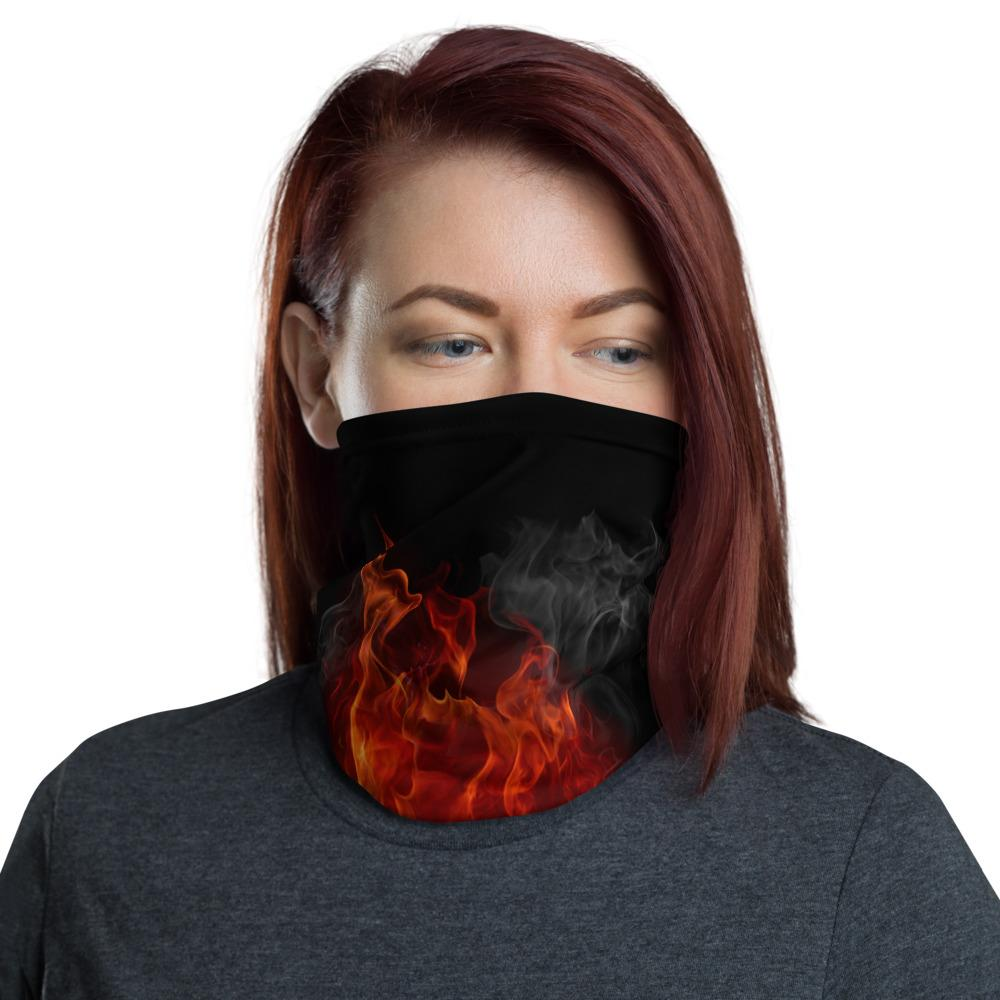 Never Fucking Quit Neck Gaiter The Skullection