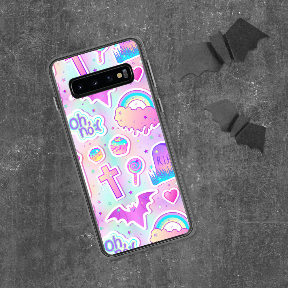 Colorful Candies Sweets Rainbow Samsung Case