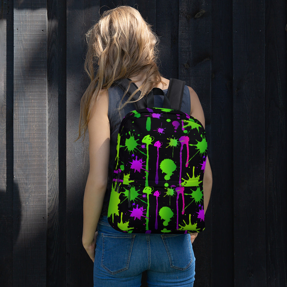 Bright Spots Potions Alien Backpack