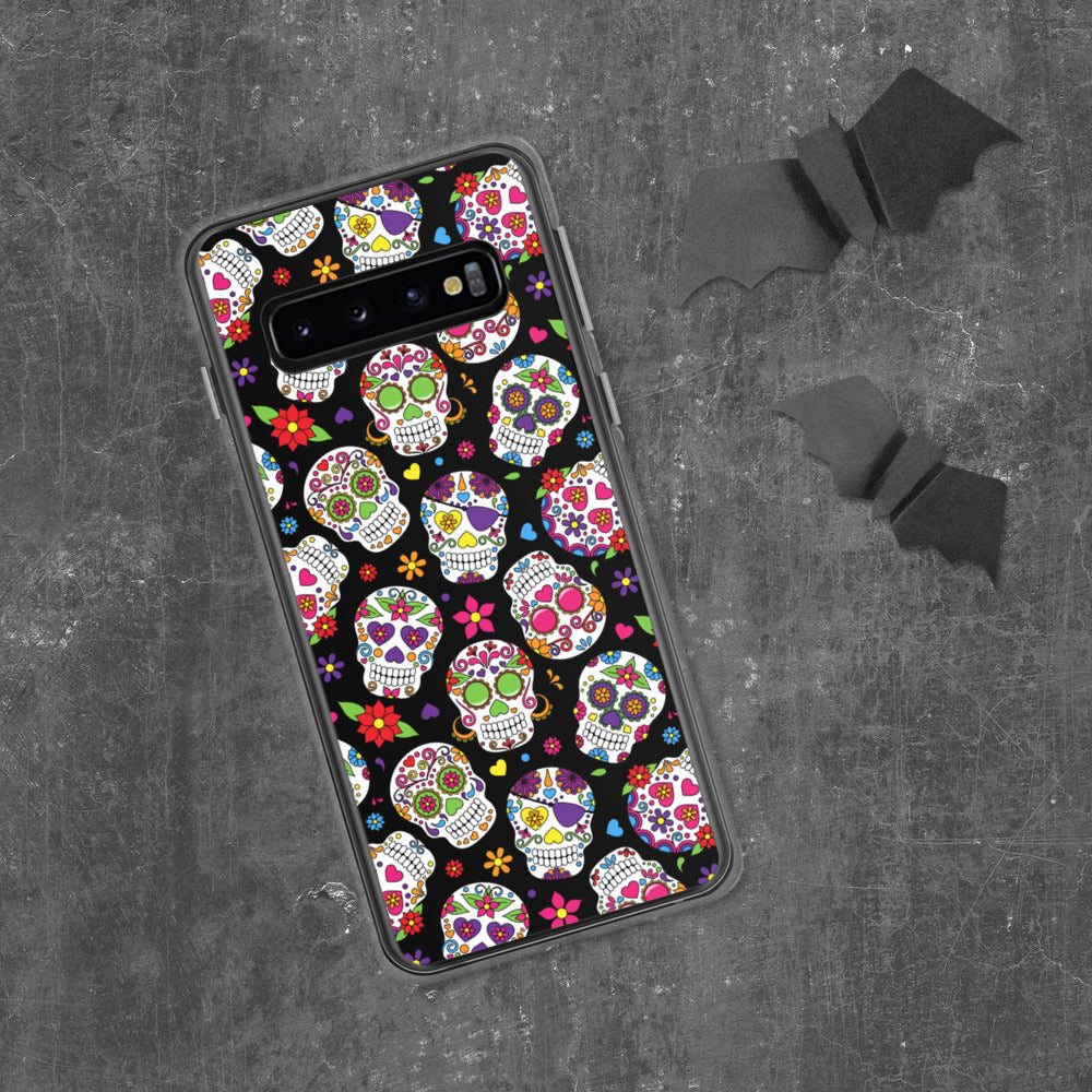 Sugar Skulls All Over The Place Samsung Case