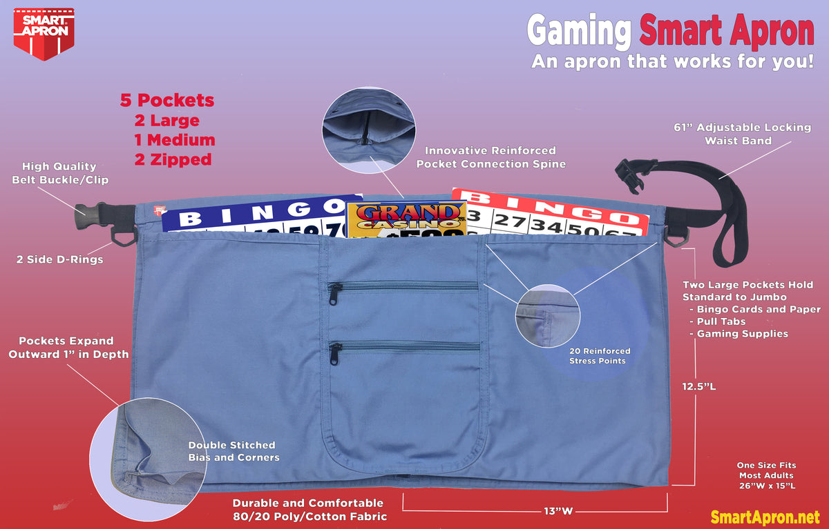 Gaming Smart Apron
