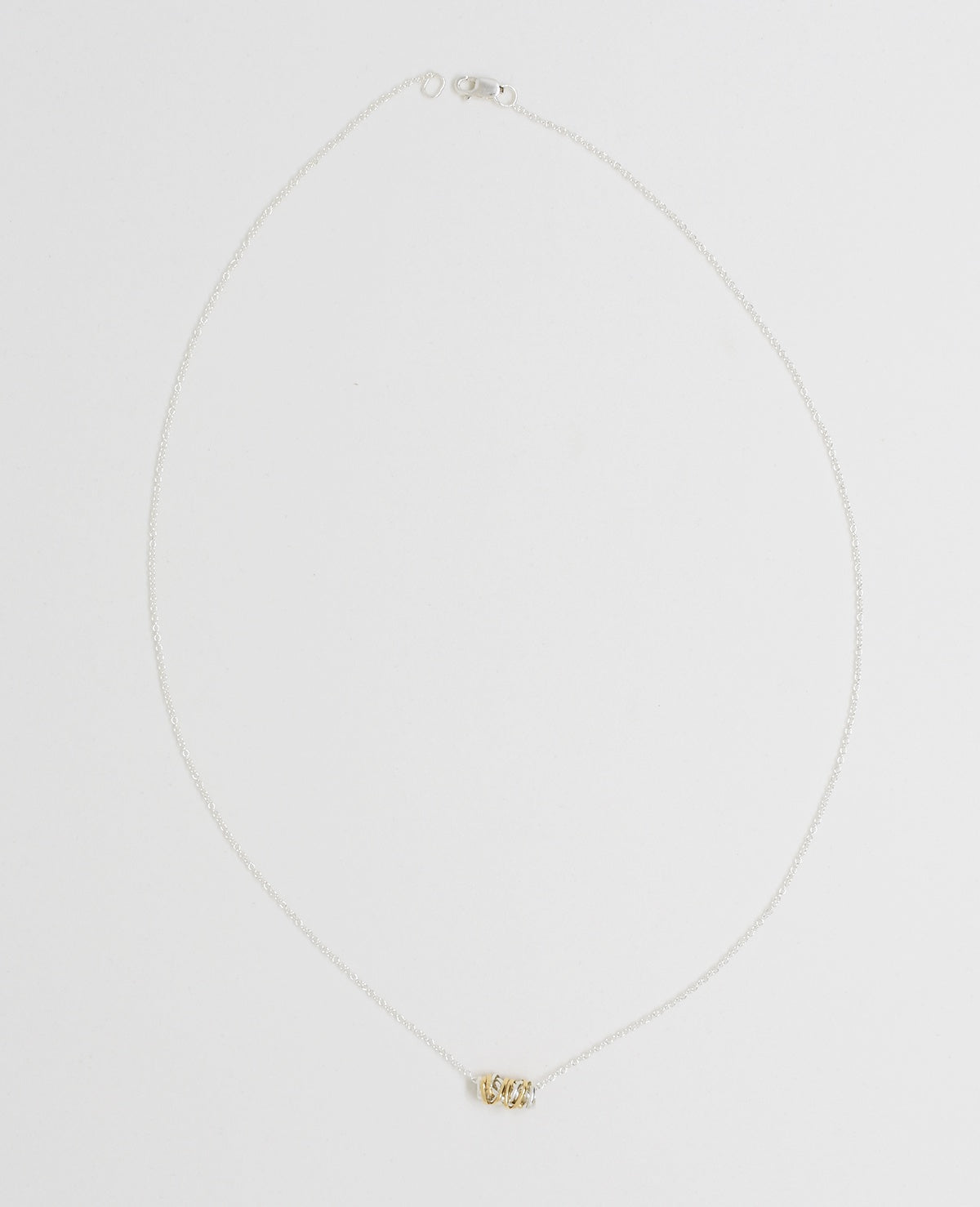 Collier Mixed Twist Necklace-mini Dianne Rodger Jewellery