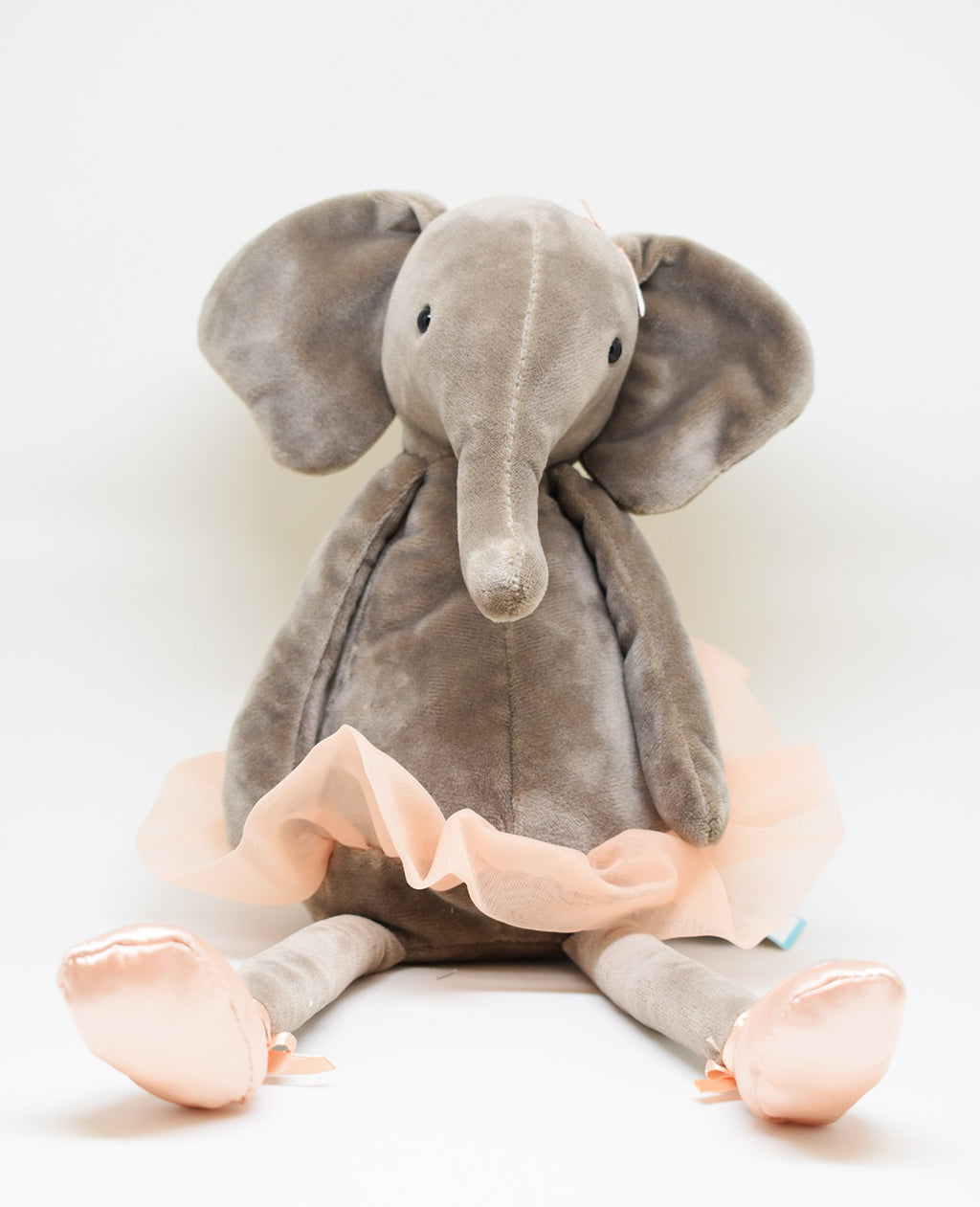 Dancing Darcey Elephant Collection de Londres Jellycat