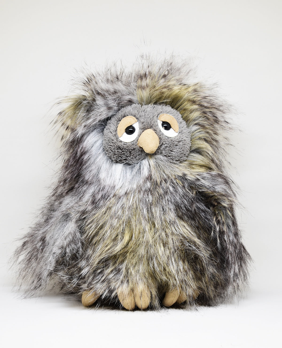 Orlando Owl Collection de Londres Jellycat