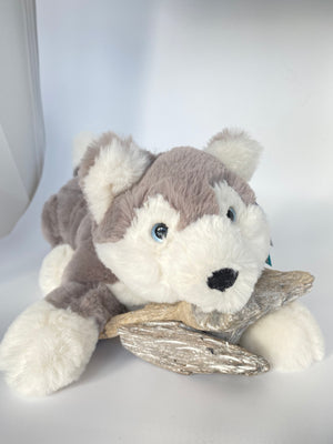 Little Hudson Husky Collection Jellycat de Londres. HUD4H