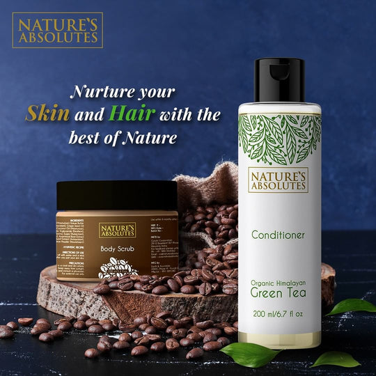 Nuture your skin and hair with the best of Nature