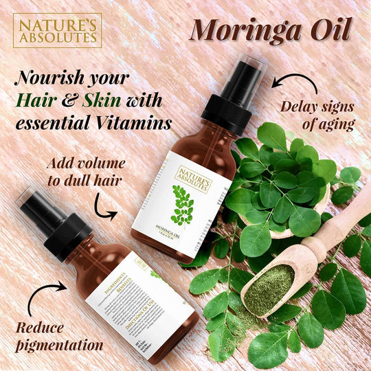 Nourish your Hair & Skin with essential Vitamins
