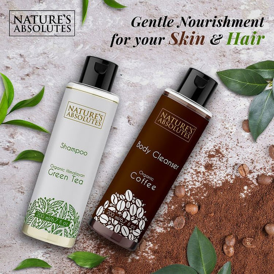 Gentle Nourishment for your Skin & Hair!!!
