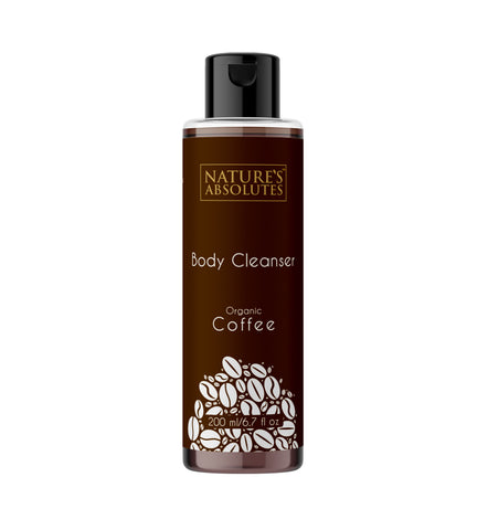 Organic Coffee Body Cleanser