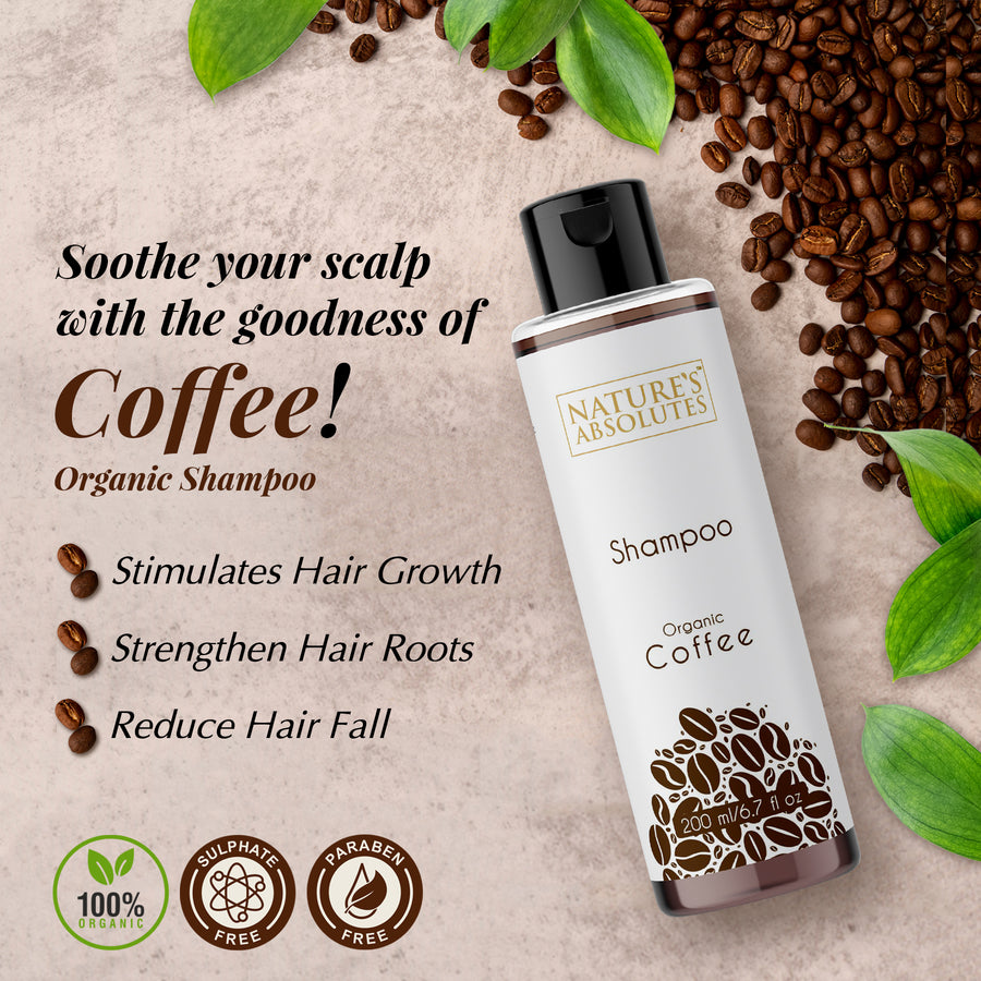 Copy of Organic Coffee Shampoo