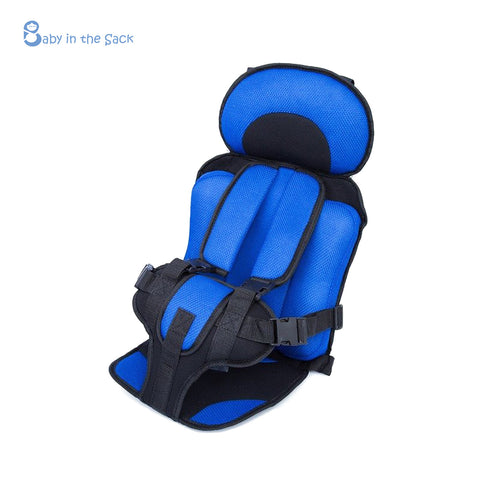 Secure Lightweight Child Safety Seat (Solid Colors)