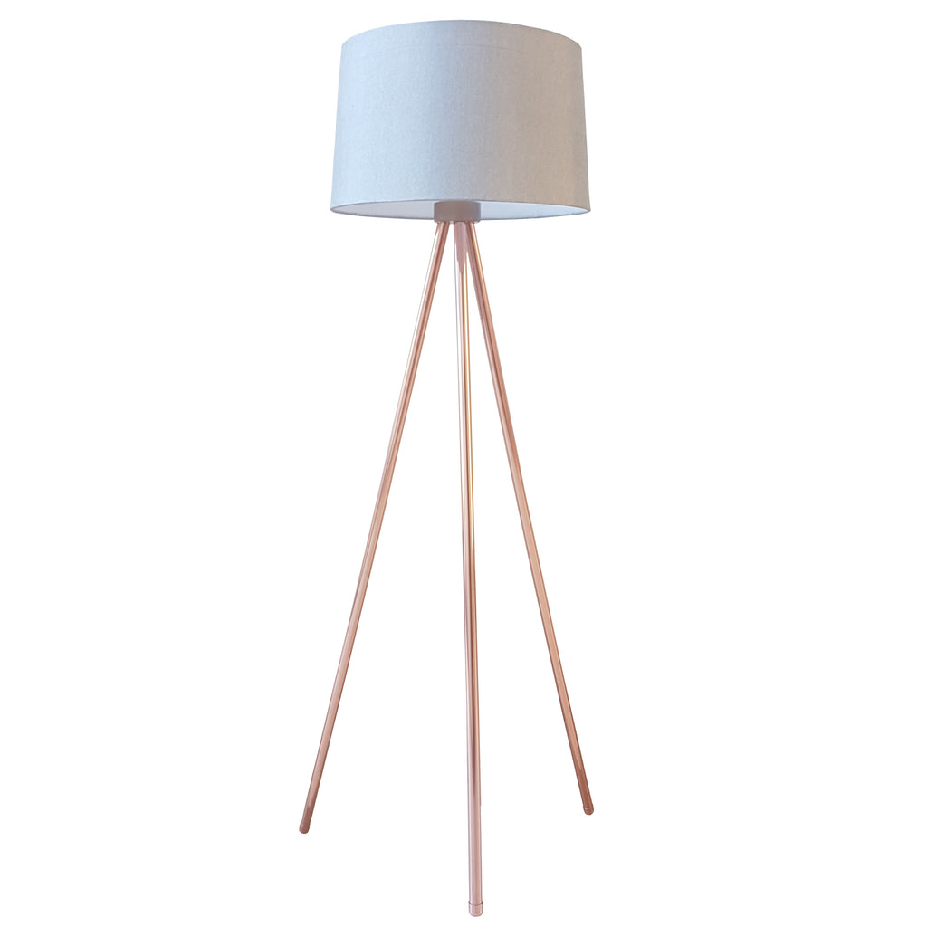 Bright punk - three-legged standing lamp - Great wedding gift idea