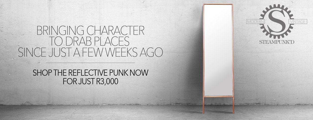 Shop the Reflective Punk from just R3000!