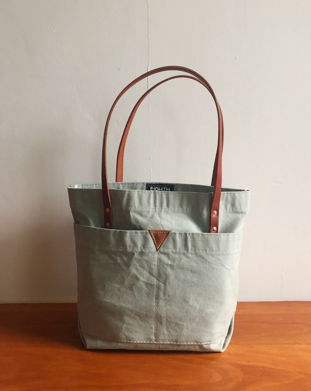 MAINE TOTE SMALL - SEA MIST