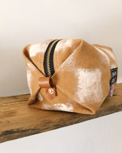 DOPP KIT - CARAMEL