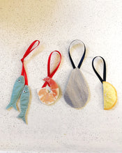 SEAFOOD ORNAMENTS