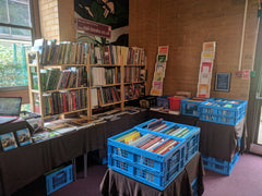 Rail Books Stand at Epsom & Ewell Model Railway Show